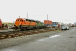 BNSF 2344 and BNSF 3422