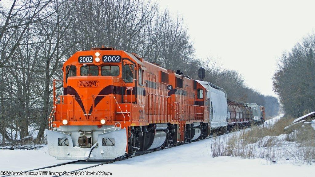 CSS 2002 GP38-2