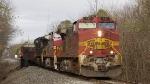 BNSF 797 C44-9W
