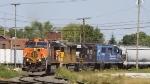 BNSF 1080 C44-9W