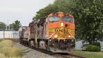 BNSF 4161 C44-9W