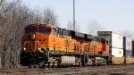 BNSF 7245 ES44DC