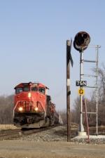 CN 2518 C44-9WL