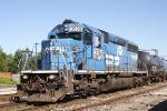 NS 3398 SD40-2