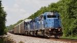 NS 3406 SD40-2