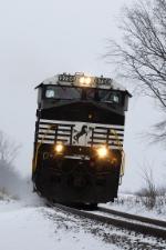 NS 9756 C40-9W