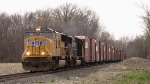 UP 4170 SD70M