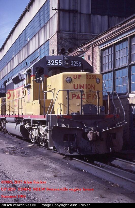 Union Pacific 3255