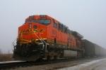 BNSF 6018  Changing crews