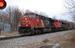 CN 2225, CN 8002, & CN 2664