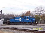 Ex Conrail leads NS 452 past 32nd street