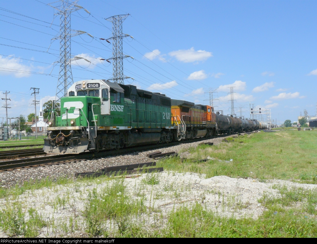 BNSF 2108
