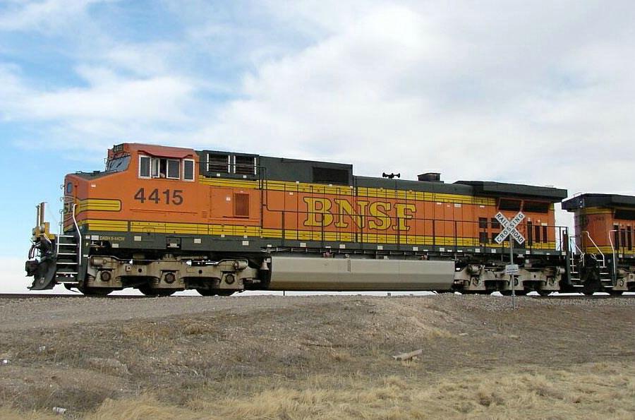BNSF 4415