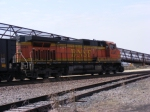 BNSF 4945