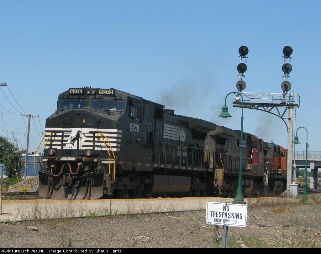 NS9278 D9-40CW