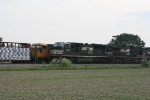 NS 2630 and UP 9696 Ex CNW 8632