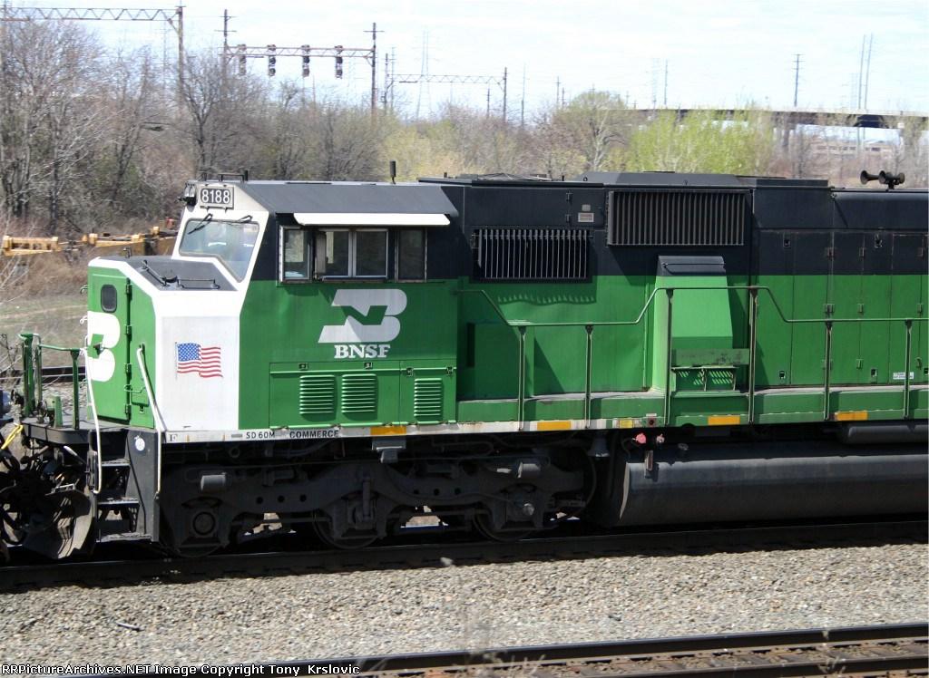 BNSF 8188