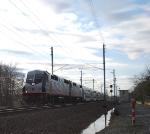 NJT 4002 NJT 4007 Train #2305