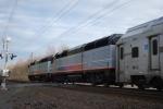 NJT 4007 NJT 4002 Train #2305