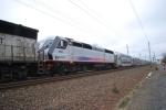 NJT 4007 Train X232