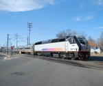 NJT 4018 Train 2303