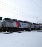 NJT 4113 NJT 4209 Train X233