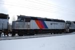 NJT 4113 Train X233