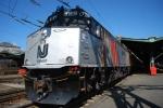 NJT 4129 NJT 4024 Train #2305