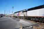 NJT 4150 Train X233