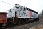 NJT 4201 MOW Train