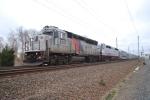 NJT 4207 NJT 4007 Train X232
