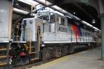 NJT 4209 Train 2305