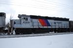 NJT 4209 Train X233