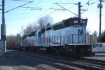 NJT 4218 MOW Train