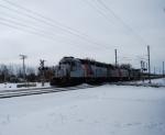 NJT 4219 NJT 4113 NJT 4209 Train X233