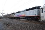 NJT 4007 NJT 4207 Train X233