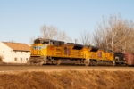 NS 38G with UP SD70Ace 8524 ,8482 & NS SW1001 2102