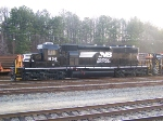 NS 1636 with new paint
