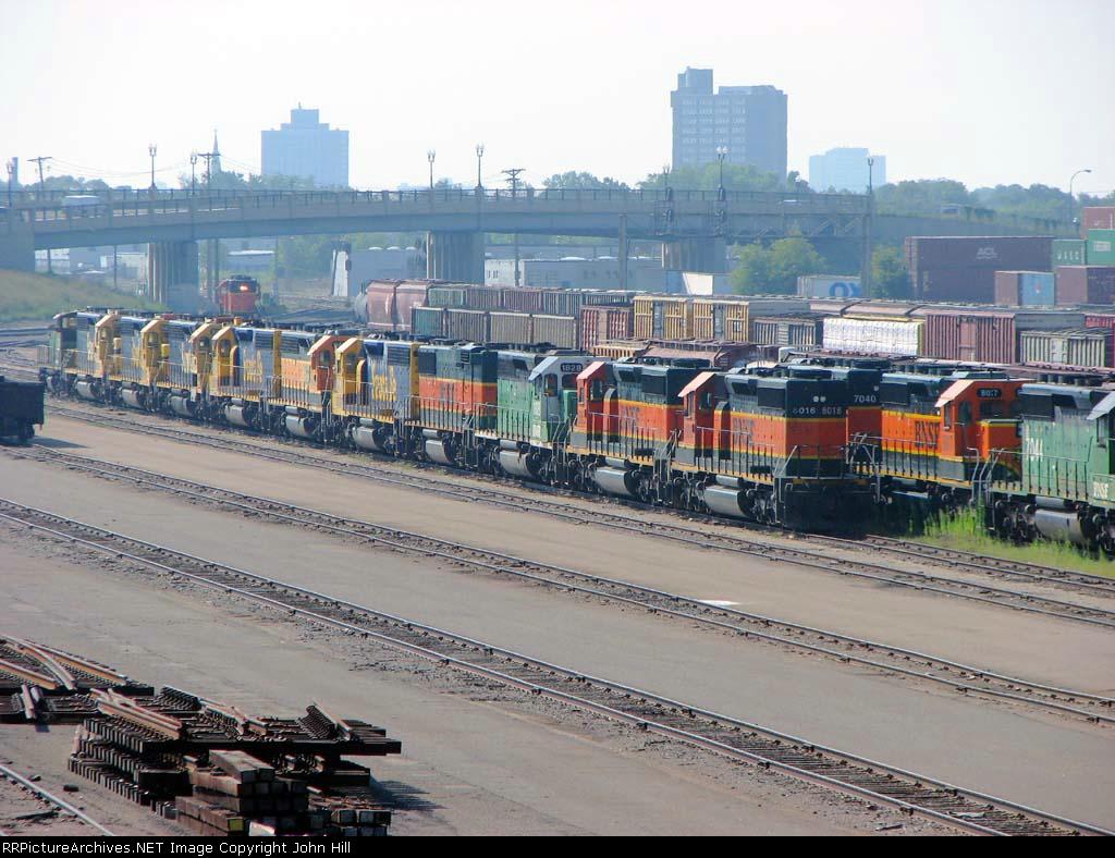 "100823077 Current Deadline At BNSF Northtown ""T"" Yard"