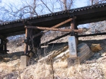 100325098 MILW Curved Ford Line Trestle