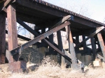 100325103 MILW Curved Ford Line Trestle