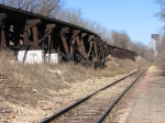 100325107 MILW Curved Ford Line Trestle