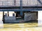 100404052 MN&S Savage Swing Bridge During Spring Flood