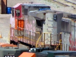 "100629024 BNSF 889 in the Northtown Yard ""Boondocks"""
