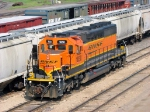 "100823046 Yard Switcher BNSF 1850 At Northtown ""T"" Yard"