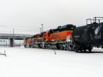 101225017 Eastbound BNSF KCK-Northtown Train Passing CTC University