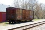 Forgotten C&O Boxcar