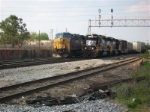 NS and CSX Meet at Tillman