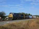 CSX freight