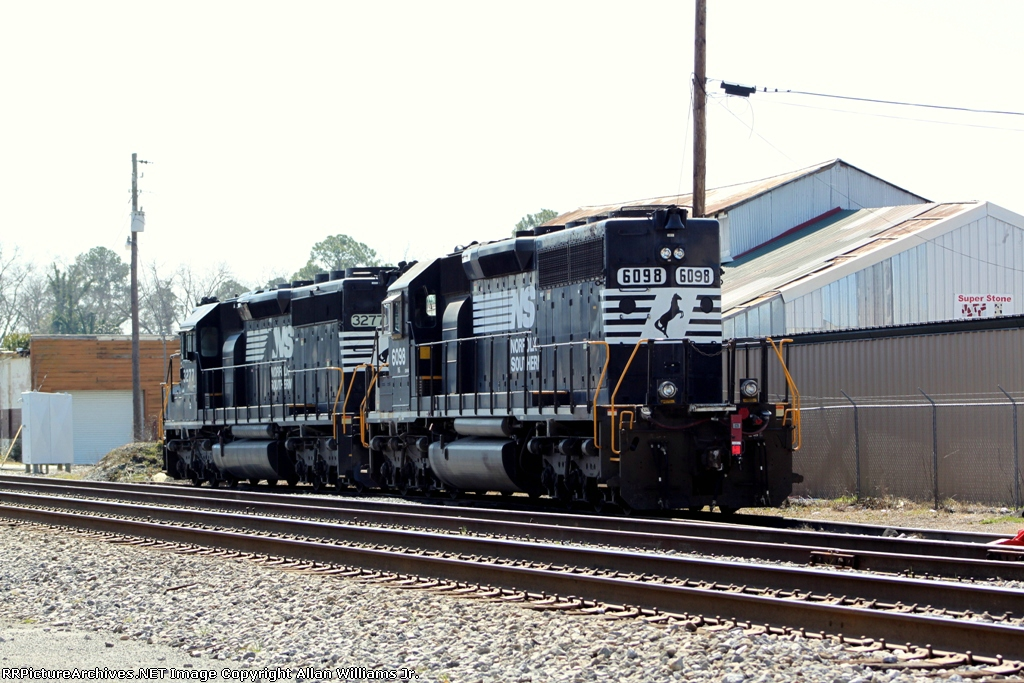 NS 6098 and 3277